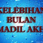 Kelebihan Dan Fadhilat Bulan Jamadil Akhir