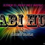 Sirah Dan Sejarah Nabi Hud a.s