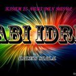 Sirah Dan Sejarah Nabi Idris a.s