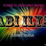 Sirah Dan Sejarah Nabi Ilyas