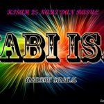 Sirah Dan Sejarah Nabi Isa a.s