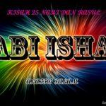 Sirah Dan Sejarah Nabi Ishak a.s