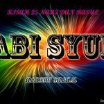 Sirah Dan Sejarah Nabi Syuib a.s