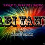 Sirah Dan Sejarah Nabi Yahya a.s