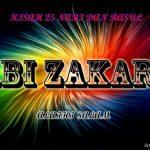 Sirah Dan Sejarah Nabi Zakaria a.s