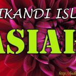 Asiah ( Srikandi Islam )