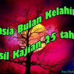 Rahsia Bulan Kelahiran – Hasil Kajian Dato Fadhilah Kamsah
