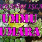 Umm 'Umara ( Srikandi Islam )