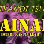 Zainab Isteri Rasulullah ( Srikandi Islam )