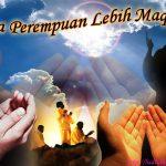Doa Wanita Lebih Mudah Maqbul