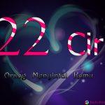22 Ciri Orang Yang Menyintaimu