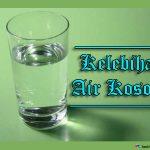 Kebaikan Dan Kelebihan Air Masak – Air Mineral