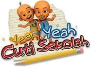 cuti Cuti Sekolah 17 Ogos Sempena Hari Raya