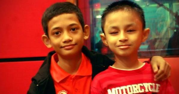 pelakon kanak-kanak, Fizi dan Ahmad Bernas
