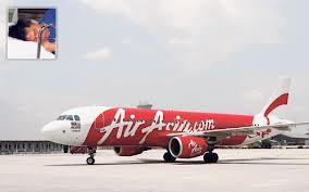 """terjun """"Saya Nampak Hantu Dalam Pesawat AirAsia"""""""