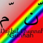 Wajibul Ghunnah (hukum nun atau mim bersabdu)